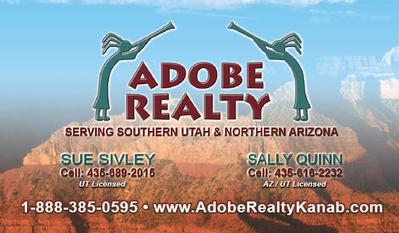 Adobe Realty Business Card