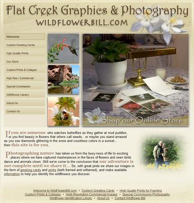 Flat Creek Graphics and Photography